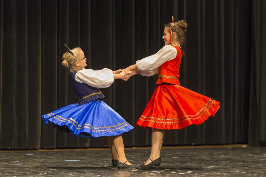 Ann-Kathrin Haas und Anna Berger